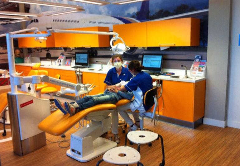 Afbeelding tandarts maud